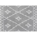 Luxor Living Teppich Pula, silber-weiß 79810 80 x 150