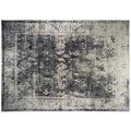 Luxor Living Teppich Rossini grau 200 cm x 285 cm
