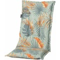MADISON Dotan blau Outdoor Auflage hoch Stoff wasserdicht, Bezug 50% Baumwolle / 45% Polyester