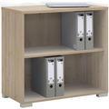MAJA Möbel Aktenregal System Edelbuche 79,8 x 74,8 x 40 cm