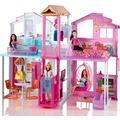 Barbie 3 Etagen Stadthaus