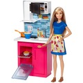 Barbie Barbie Deluxe-Set Möbel Küche & Puppe