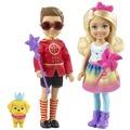 Barbie Barbie Dreamtopia Chelsea und Prinz Otto Pu