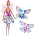 Barbie Barbie Regenbogen Magische Flügel-Fee Puppe