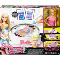 Barbie Barbie Spin Art Designer & Barbie Puppe