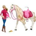 Barbie Traumpferd und Puppe
