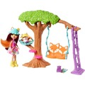 Mattel Enchantimals Felicity FoJa und Flick Spi