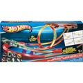 Mattel Hot Wheels Super Track Bilder Pistenset