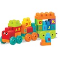 Mattel Mega Bloks ABC Lernzug