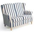 Max Winzer Sofa 2-Sitzer blau 139 x 86 x 103