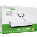 Microsoft Xbox One S 1TB All Digital Edition (inkl. 	Minecraft + Sea of Thieves + Fortnite: Battle Royale)