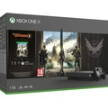 Microsoft Xbox One X, 1TB inkl. Division 2