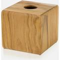 möve Kosmetiktuchbox Teak wood