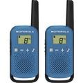 Motorola Funkgerät PMR Talkabout T42, blau