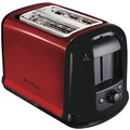 Moulinex Toaster LT261D Subito Rot Metallic