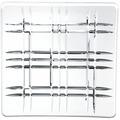 Nachtmann Platte quadratisch 2er-Set Square 14cm