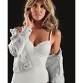 Nina von C. Secret BH-Hemd,Bügel Softschale weiss 75A