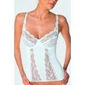 Nina von C. Silver Edition BH-Hemd mit Bügel/Cup gen weiss 75B