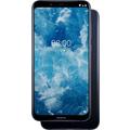 Nokia 8.1 (2019), Dual-SIM, blue