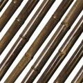 NOOR Bambusrohr Teak Ø 60/70 mm Länge 180 cm
