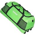 NOWI XXL Riesen Reisetasche mit 3 Rollen Rollenreisetasche 81 cm apple green