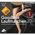 nur die Goodbye Laufmaschen 20 Strumpfhose-230 amber 38-40