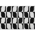 Obsession Teppich My Black & White 393 black-white 120 x 170 cm