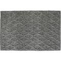 Obsession Handwebteppich My Studio 620 graphite 120 x 170 cm
