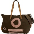 Oilily Fun Canvas Shopper MHZ 104 taupe