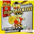 Olchi-Detektive 11. Achtung, Bankräuber! (CD) Hörspiel