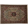 Oriental Collection Bidjar Teppich, reine Wolle, handgeknüpft, 137 x 195 cm