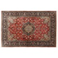 Oriental Collection Ghom-Seide 133 cm x 208 cm