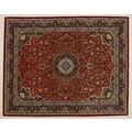 Oriental Collection Kashan m.Seide rot 76020