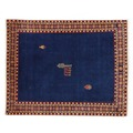 Oriental Collection Gabbeh-Teppich Loribaft 124 cm x 158 cm