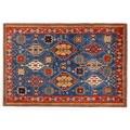 Oriental Collection Gabbeh-Teppich Loribaft 142 cm x 210 cm