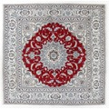 Oriental Collection Nain Teppich 12la 198 cm x 204 cm