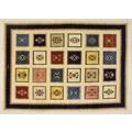 Oriental Collection Rissbaft beige 76014, Orient-Teppich, 215 x 302 cm