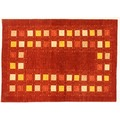 Oriental Collection Rissbaft rot 75987, Orient-Teppich, 168 x 235 cm