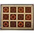 Oriental Collection Soozani Multi 76073, 196 x 255 cm
