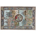 Oriental Collection Tabriz-Teppich 50radj 198 cm x 300 cm
