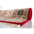 Oriental Collection Teppich Bachtiari rot 60 cm x 90 cm