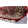 Oriental Collection Teppich Kanpur Herati rot 40 cm x 60 cm