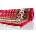Oriental Collection Teppich Mumbai Mir rot 40 cm x 60 cm