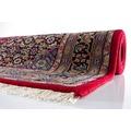 Oriental Collection Teppich Varanasi Bidjar rot 40 cm x 60 cm
