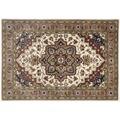 Oriental Collection Teppich Royal Heriz, Heriz, cream / brown 60cm x 90cm