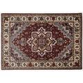 Oriental Collection Teppich Royal Heriz, Heriz, red / cream 60cm x 90cm