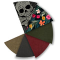 Outdoorchef Arosa Textilverkleidungen Starter Set Assortiert (Red, Beige, Grey, Green, Hawaii, Skull)