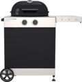Outdoorchef Gaskugelgrill Arosa 570 G Tex, schwarz
