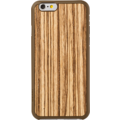 Ozaki O!Coat 0.3+Wood für iPhone 6, zebrano