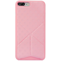 Ozaki O!Coat 0.4+ Totem Versatile Case - Apple iPhone 7 Plus / iPhone 8 Plus - pink